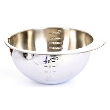 Stainless Steel Measuring Bowl