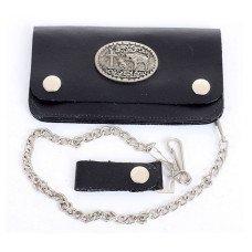 Cowboy Church Chain Wallet