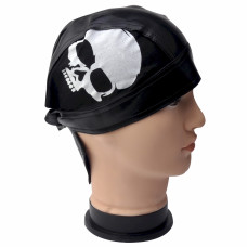 White Skull Do Rag