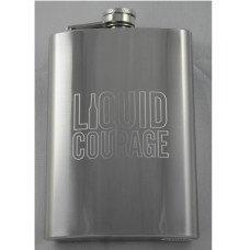 Custom Engraved Mirror Polish Gift Flasks