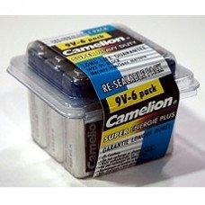 9 Volt Batteries, 6 Pack