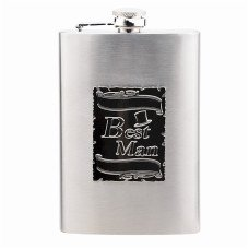 Wedding Flasks for Best Man