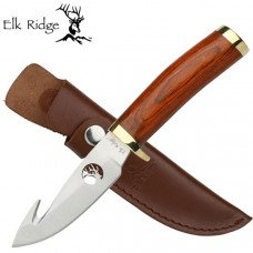 Gut-Hook Skinning Knife