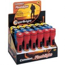 24 Flashlights and Display