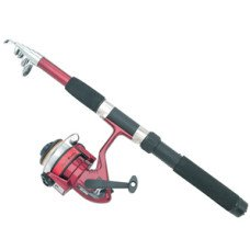 Telescoping Rod & Reel Fishing Set