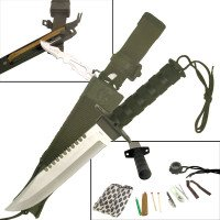 Hunting Knife with Sheath