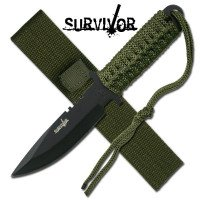 Fixed Blade Survivor Knife