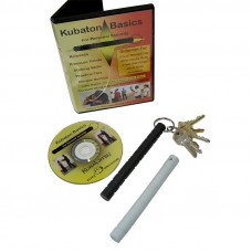 Kubaton Self Defense Kit with DVD