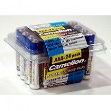 AAA Super Heavy Duty Batteries, 24 Pack