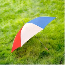 Red, White and Blue 48 Inch Umbrella