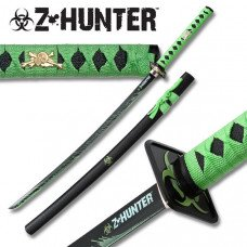 Zombie Protection Samurai Sword