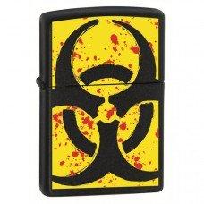 Zippo Lighter, Biohazard