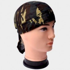 100% Cotton Camo Do Rag