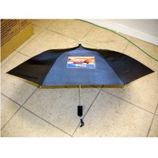 Personalized Black Mini Umbrella