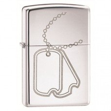 Dog Tags Zippo Lighter