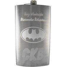 64oz Custom Engraved Giant Flask