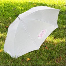 Custom Print White Umbrella