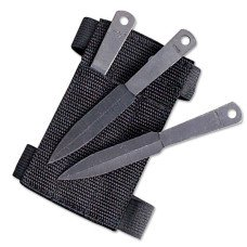 Throwing Knife Set with Sheath