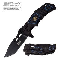 "Mtech USA - Spring Assisted Knife 4.7"" Closed"