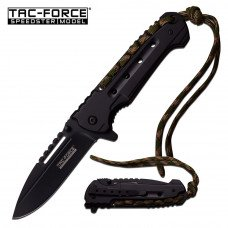 "TAC-FORCE Spring Assisted Knife 4.75"" Closed"