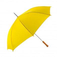 Yellow 48 Inch Auto Open Umbrella