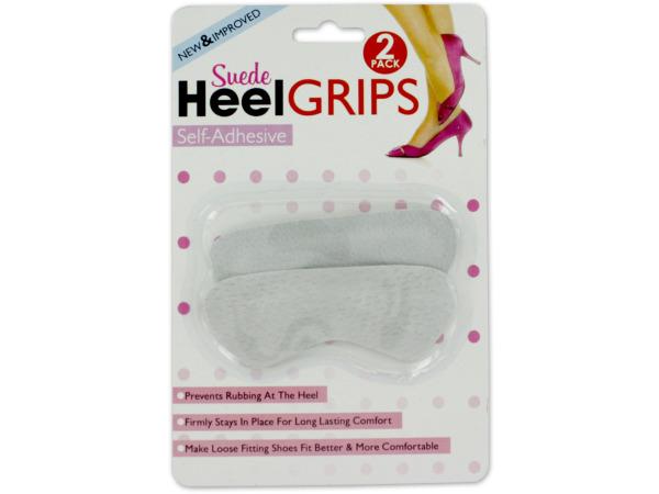 Suede Heel Grips