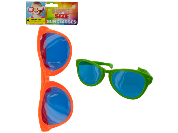 Super Size SUNGLASSES