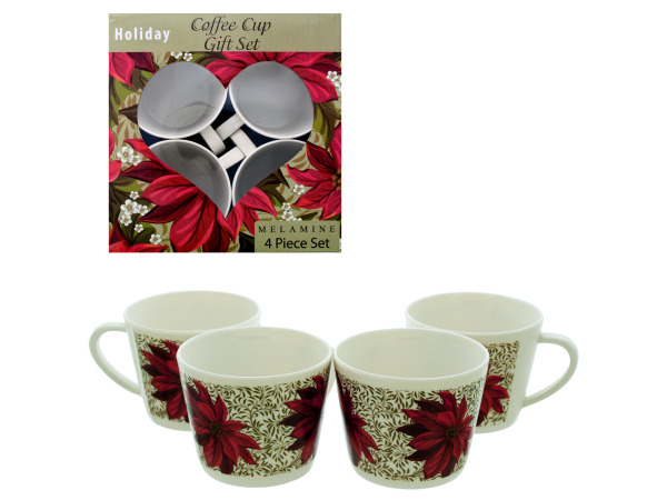 HOLIDAY Coffee Cup Gift Set