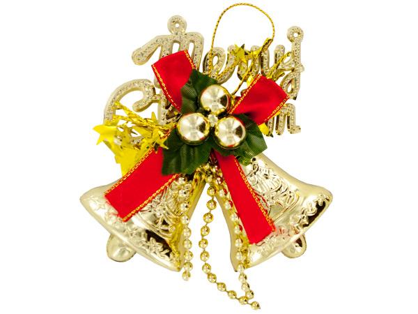 Christmas Bells Hanging Decoration