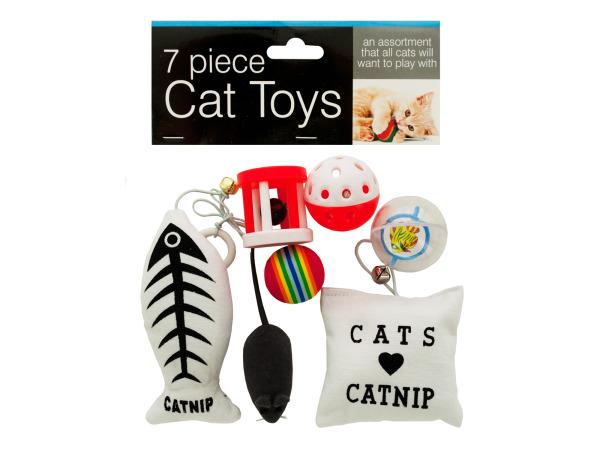 Cat TOYS Set