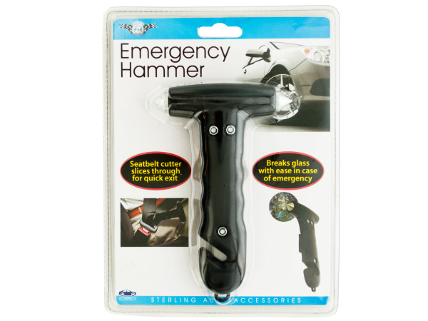 Emergency HAMMER