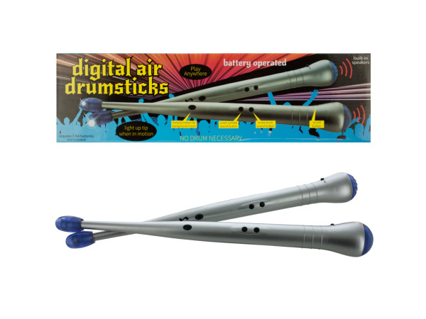 Digital Air Drumsticks