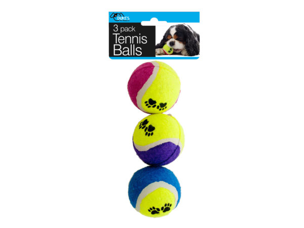 Dog TENNIS BALLS Set