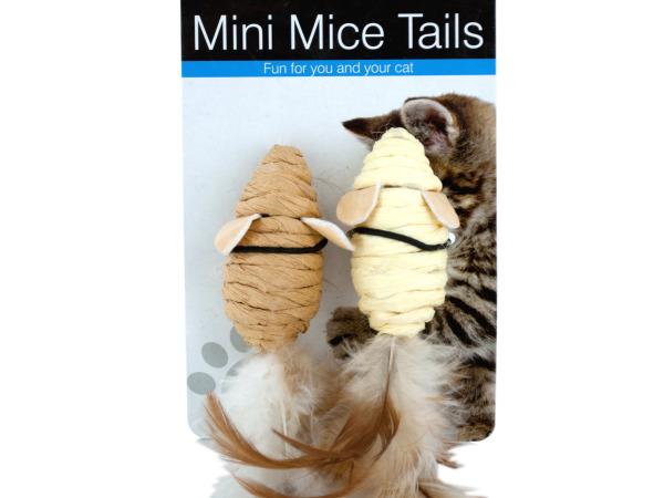 Mini Mice Cat TOYS