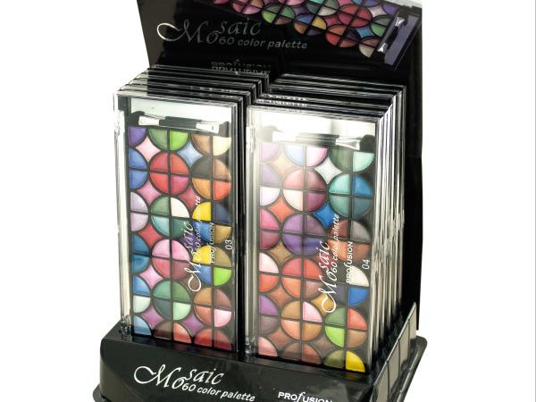 Pearl EYESHADOW Palette Countertop Display