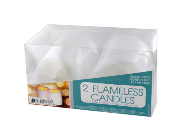 Flameless LED VOTIVE CANDLEs Set