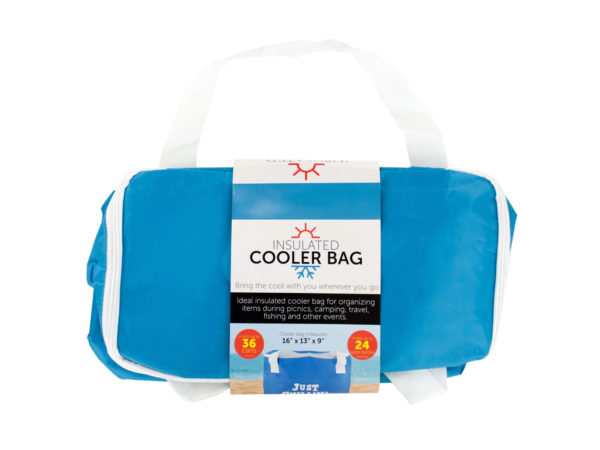 Just Chillin' Insulated Cooler TOTE BAG