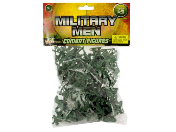 Military Men Combat FIGURINE Set