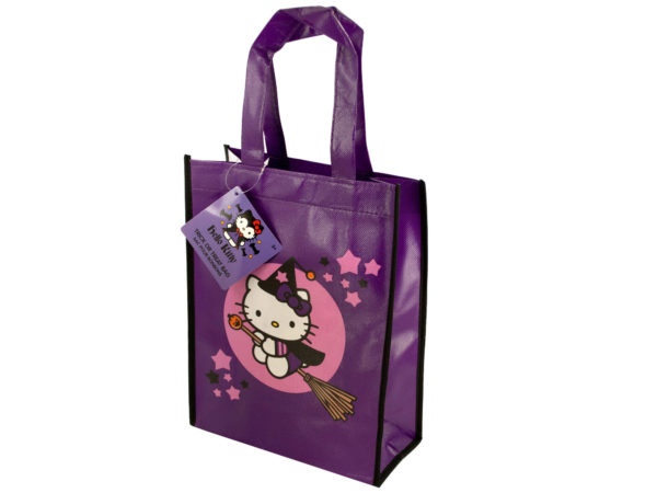 HELLO KITTY Trick or Treat Tote Bag