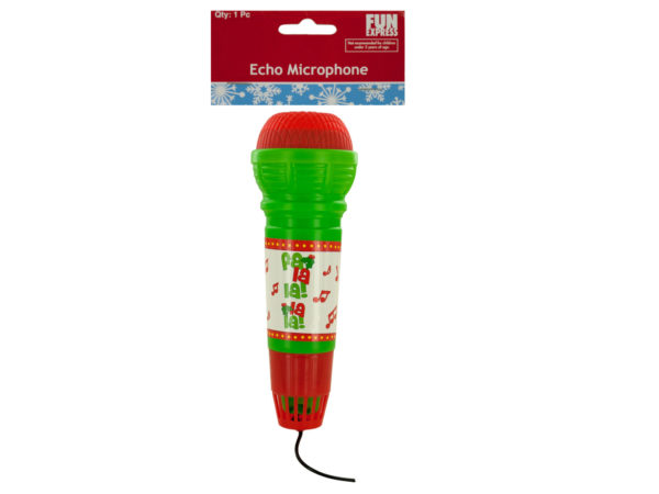 HOLIDAY Echo Microphone