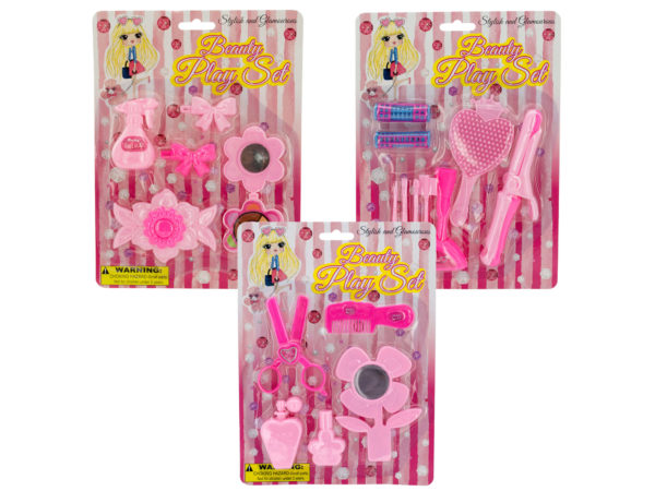 Mini Beauty Play Set