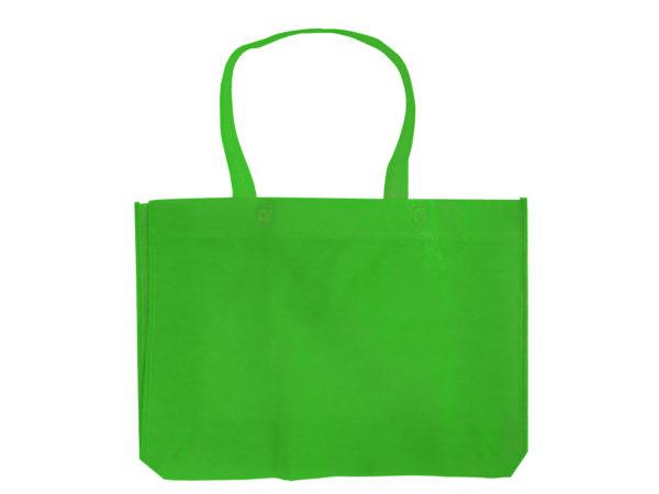 Apple Green Medium Lightweight Shopping Tote