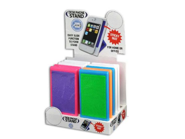 Easy Slide Desk PHONE Stand Countertop Display