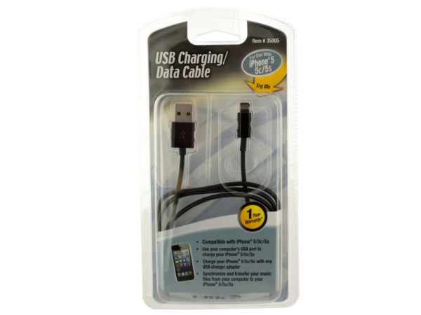iPHONE USB Charging & Data Cable