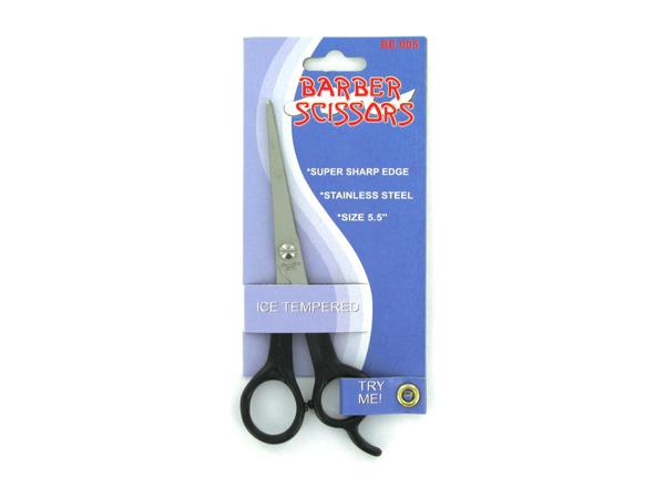 Stainless Steel Barber SCISSORS
