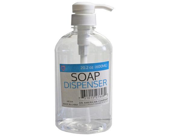 600ml SOAP Dispenser
