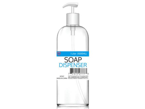 1 Liter/1000ml SOAP Dispenser