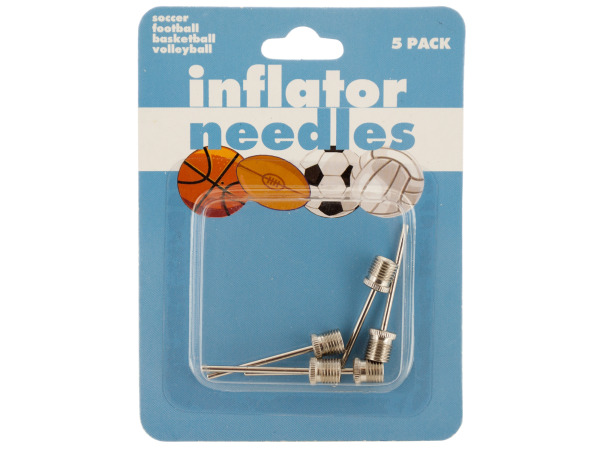 Sports Ball Inflator Needles