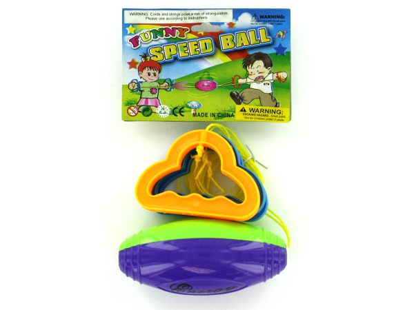 Energetic Speed Ball Game