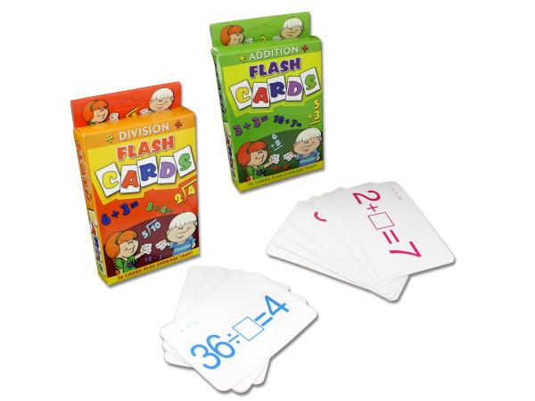 Assorted Jumbo Flashcards